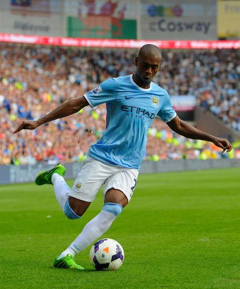 Fernandinho could make all the difference on Wednesday night.Courtesy @:MCFC