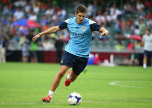 Maestro from Montenegro - Stevan Jovetic has yet to make his competitive City debut