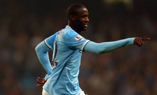 Big time - Yaya Toure thrives in the limelight