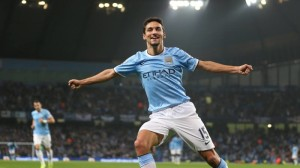 Sweet Jesus - Navas scored a sumptuous goal to crown a superb team displayCourtesy @ MCFC
