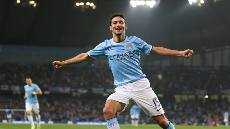 Repeat performance - Jesus Navas scored his first competitive goal in sky blue against Wigan in the 5-0 League Cup win in September. A repeat today would go down a treat.