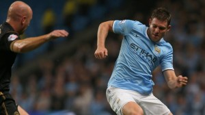 Duracell James - Milner is ever ready to play his part in City's success