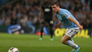 Fan's favourite - James Milner supplied a great assist for JoveticCourtesy @ MCFC