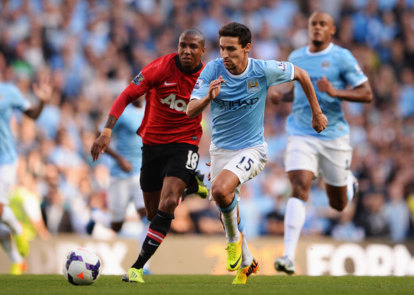 Divine performance - Jesus Navas was heavenly last time out against United - can he do it again?
