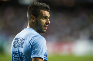 Unleash the Beast - Alvaro Negredo must surely start for City ahead of Edin Dzeko