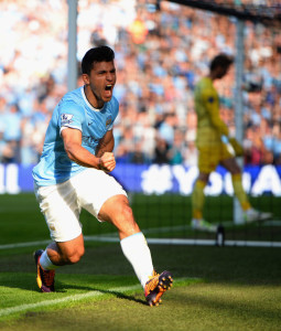 City surge - Aguero blew United away