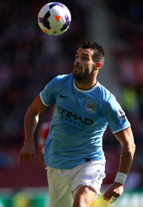 Beautiful Beast - Negredo so nearly claimed as assist with a wonder pass to Jovetic