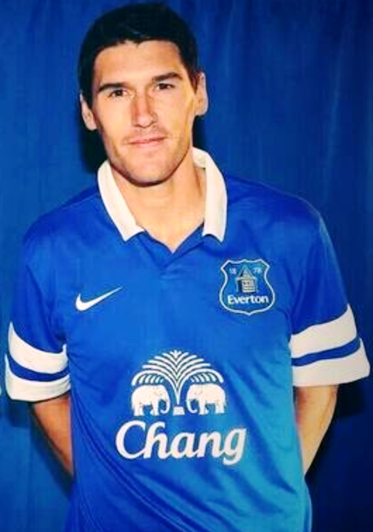 Once a blue always a blue, just different shades - Gareth Barry needs to leave City on Saturday night knowing his visit was pointless.