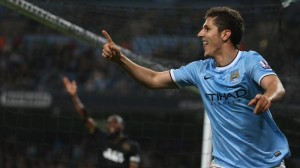Recall - Stevan Jovetic should be centre stage at St James' Park tonight