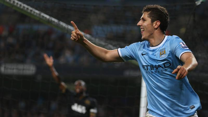 Stepping in - Stevan Jovetic can be like a new £22m signing for the rest of the season