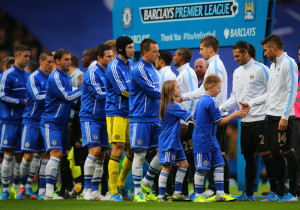 Calm before the storm - Chelsea and City served up a feast of PL entertainment in the second half