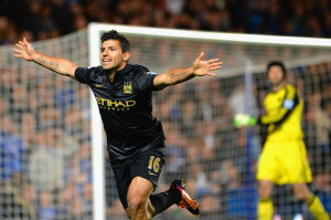 Super Sergio - Agueros' equaliser should have seen City home with a draw...but it wasn't to be...