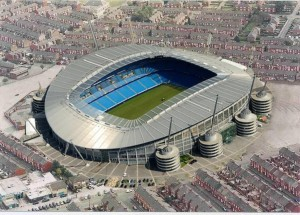 All change - The Etihad is set to become the 2nd largest stadium in the PL