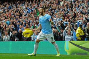 Home & Away - Alvaro Negredo can lead City's line to success in London & Moscow