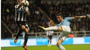 Beauty of The Beast - Negredo scored his 5th goal for City