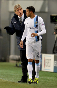 Pellegrini brief - Gael Clichy could add speed to City's defence