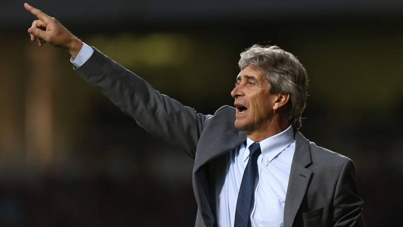 The only way is up - Manuel Pellegrini's men could chop Chelsea's lead to just three points.