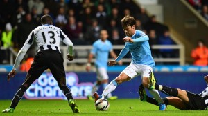 Magic - David Silva transformed the match coming on as a sub