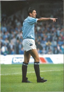 Glory days - David White sizzled for City