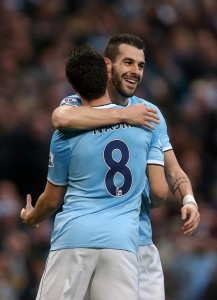 Feed the Beast - Negredo netted his 6th City score
