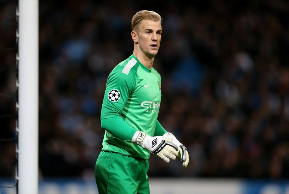 Home is where the Hart is - it's great to see Joe back in City's goal