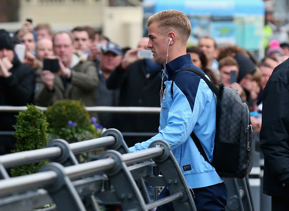 On his way back - Joe missed the Spurs stuffing but he'll be back for the Champions League on Wednesday