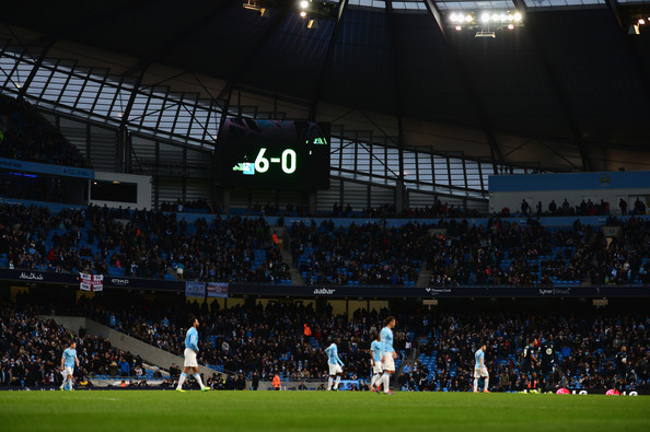 Nice viewing - The Etihad scoreboard says it all but any kind of win at White Hart Lane will suffice