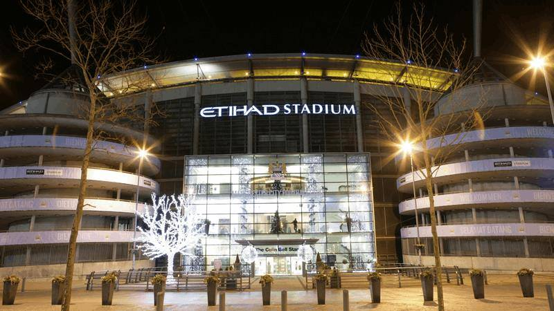 Christmas...a time for giving...nothing away to City's opponents