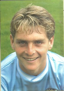 Super Skipper - Steve Redmond captained City to 1986 FA Youth Cup victory