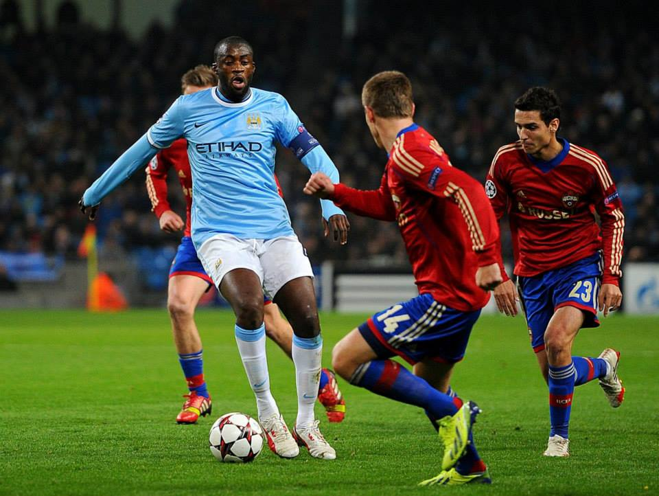 Big influence - Yaya was racially abused in Moscow last time City played CSKA. Courtesy @MCFC