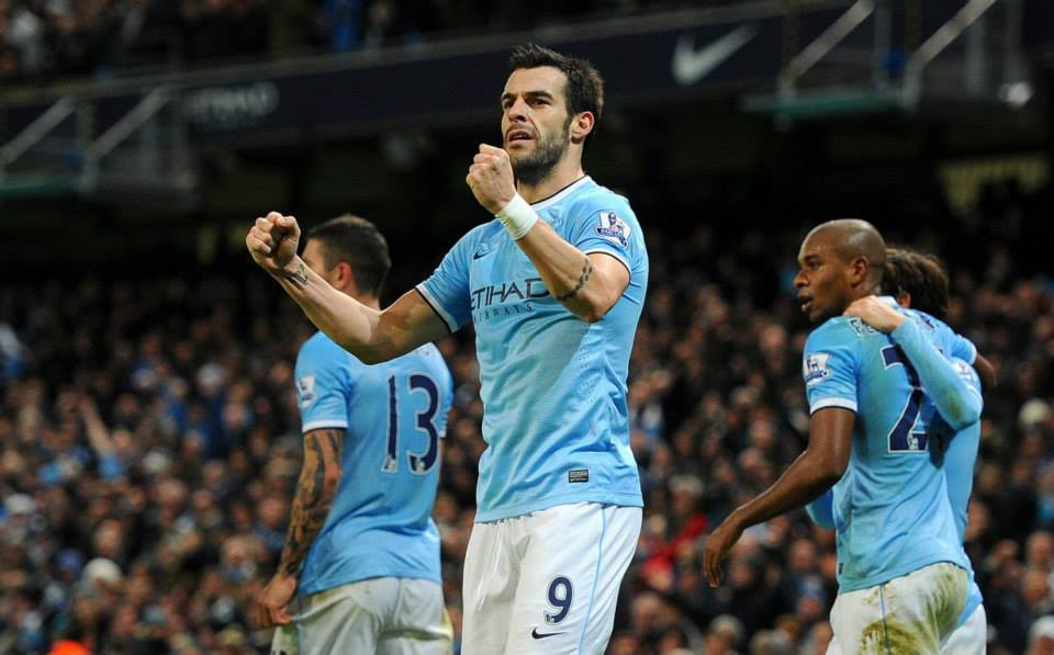Best of the Beast - Negredo has been outstanding for City