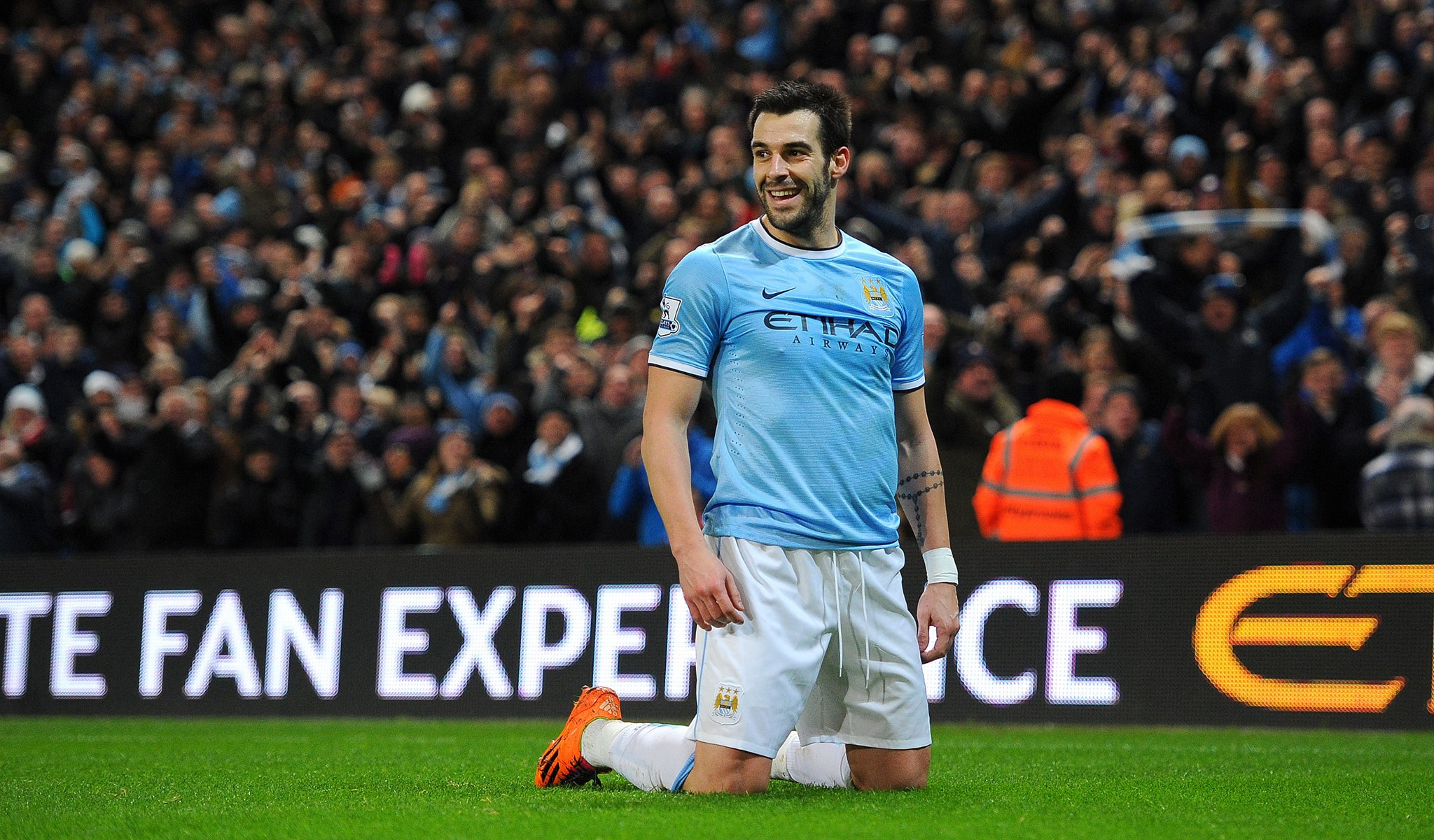 Cheeky Beast - Negredo's winner was handed to him by Liverpool's Mignolet Courtesy @MCFC