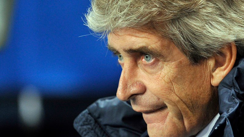 Each game as it comes - Pellegrini is ever the pragmatist, refusing to talk about a quadruple City success