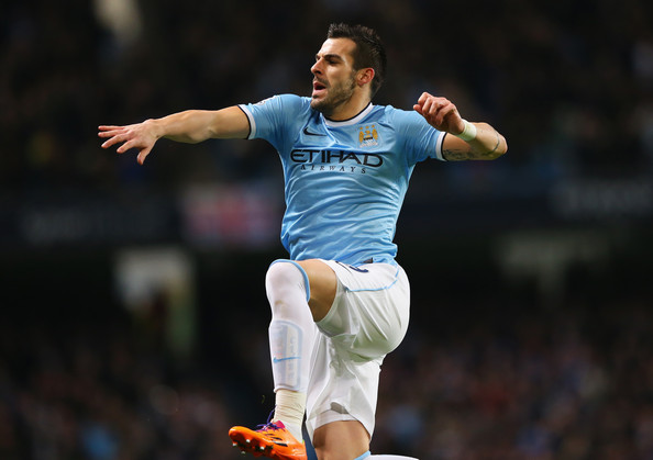 Hitting the heights - Negredo has netted a dozen goals in his first 19 appearances for City