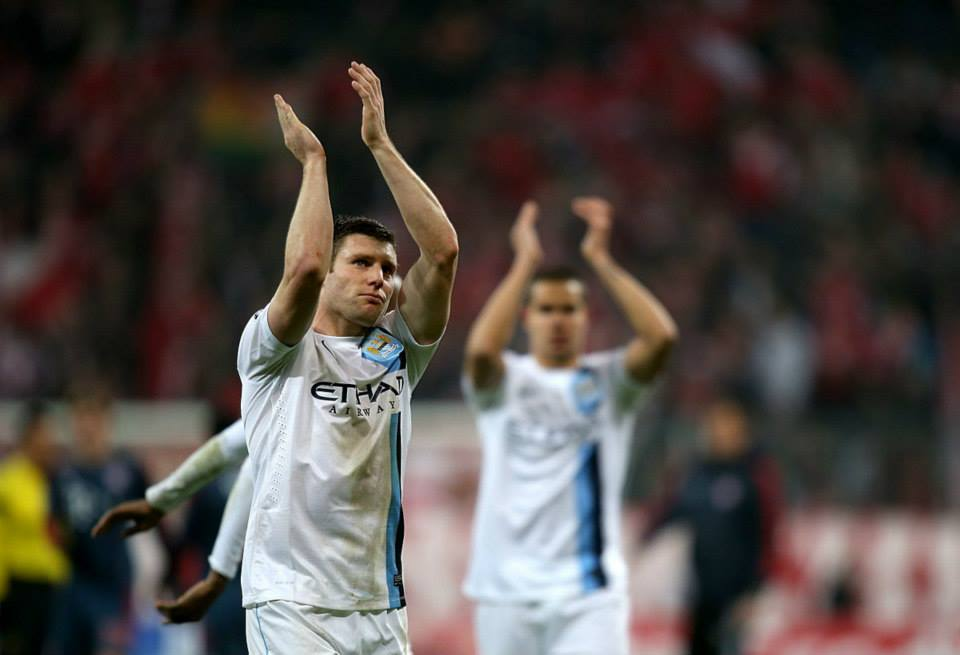 Bayern bashers - can City pull off another win in the Allianz Arena? Courtesy @MCFC