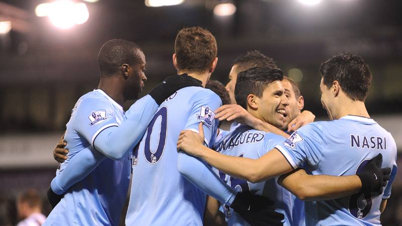 Black Country Blues - City smash the Baggies at The Hawthorns Courtesy @MCFC