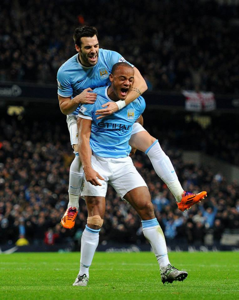 Inspirational - Kompany's return has been a catalyst for City's form