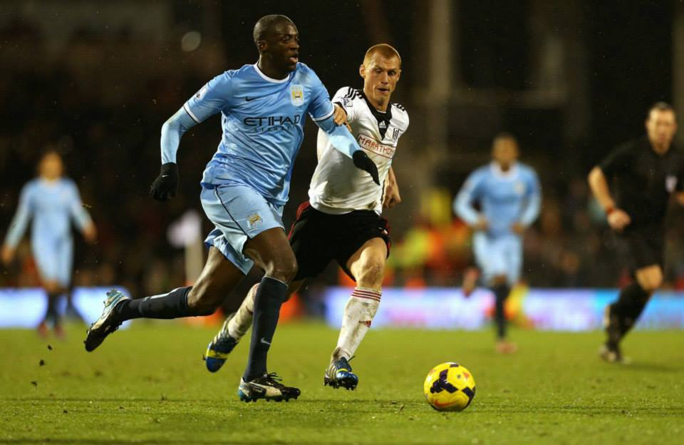 Toure de Force - Yaya has been in prolific goalscoring form
