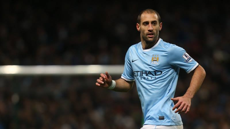 Zaba-Daba-Doo - Pablo's surprise return was a massive boost for City  Courtesy @MCFC