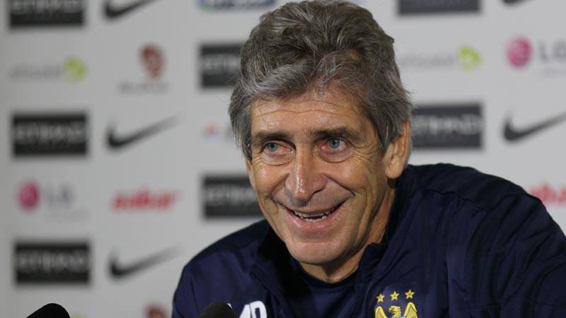 Pragmatic - Pellegrini wants to win every game...in style