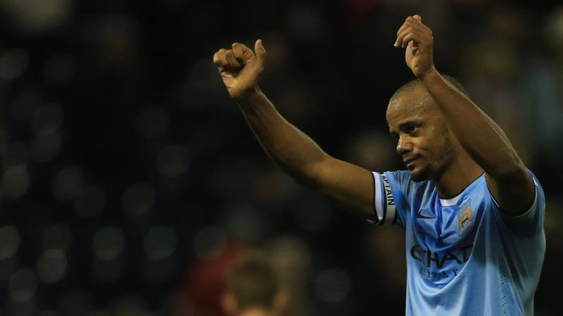 Key Kompany - City's skipper makes a massive difference on the field and on results