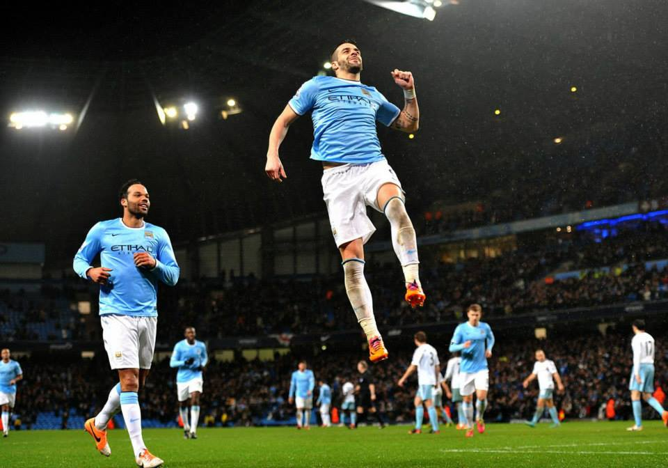 Hammered time - City went goal crazy in mid-week