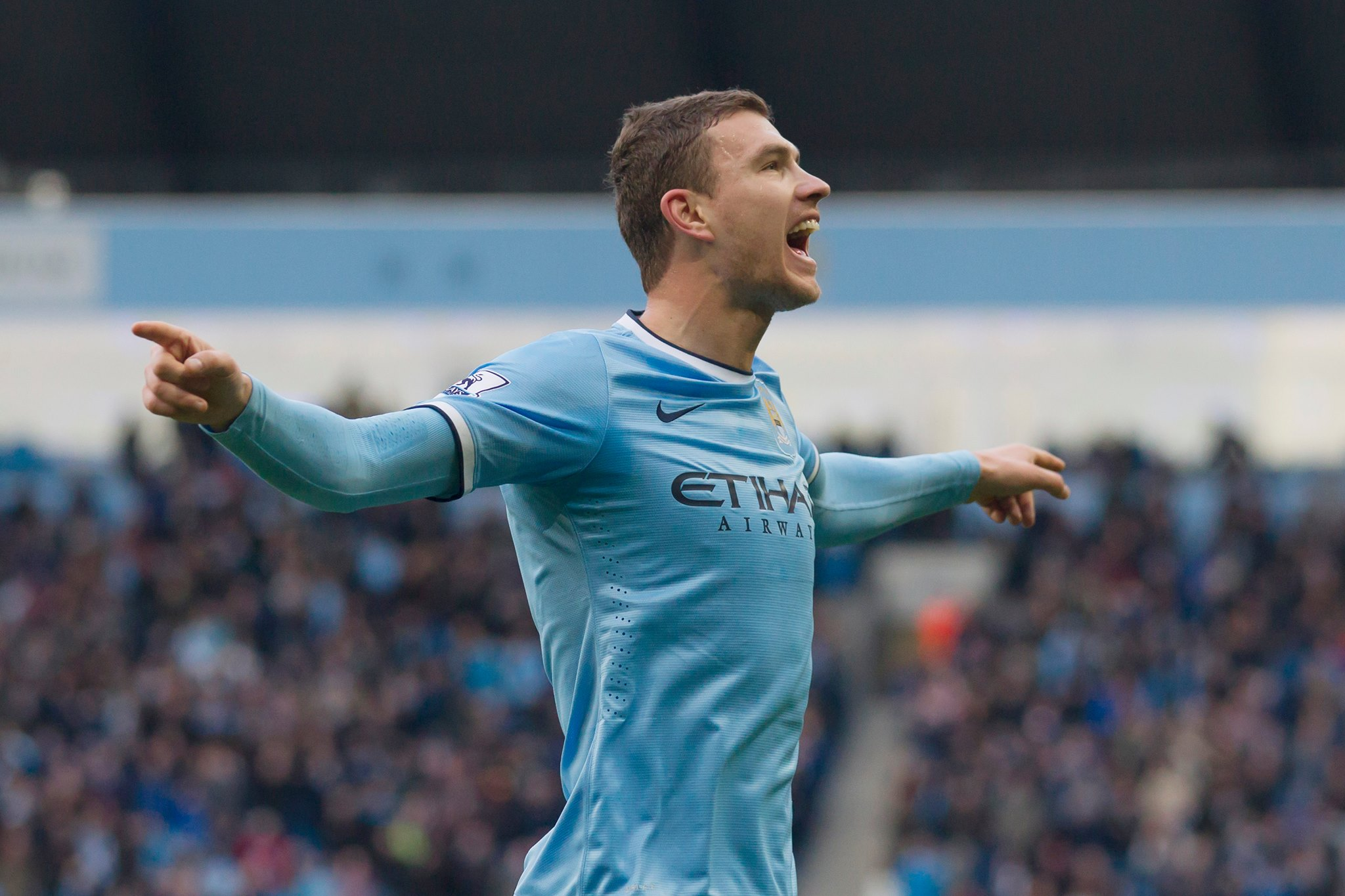 Prolific not profligate - Dzeko cannot afford to keep missing chances