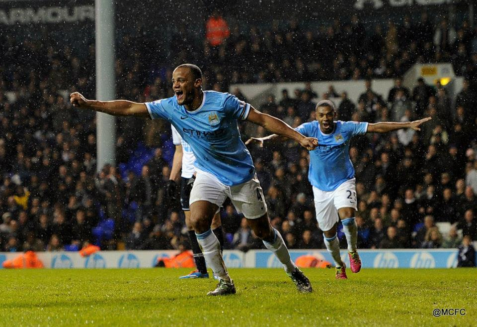 Screw rotation - Captain Kompany is needed to dump Chelsea out of the FA Cup Courtesy @MCFC
