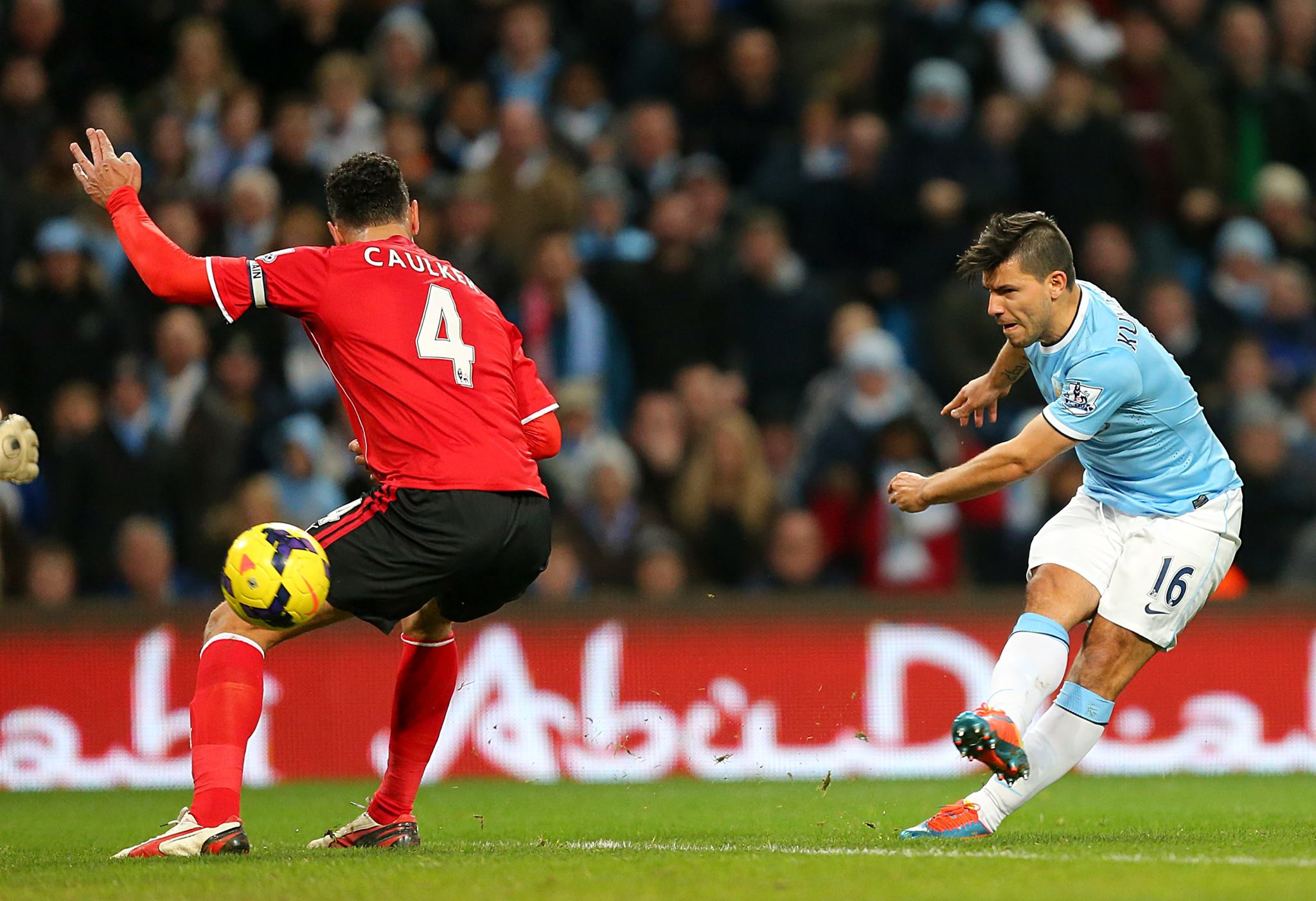 Swashbuckling Sergio - one for all and all 4-1  Courtesy @MCFC