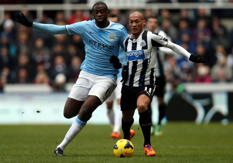 Bad back - Yaya isn't ready to rumble against Blackburn due to injury