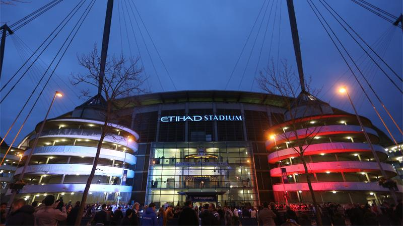 Illuminating - After all the anticipation City could quite light up the Etihad against Barcelona  Courtesy @MCFC