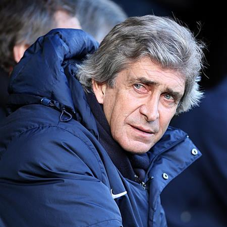Greatest ever? - Pellegrini could lead City to the club's single most successful season  Courtesy @MCFC