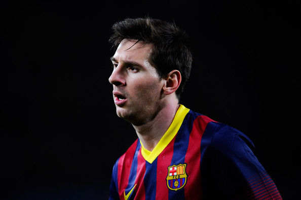 It could get Messi - can City control the world's best footballer - and no I know it not Ronaldo!