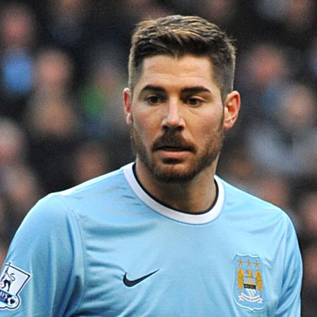 Coming good - Javi Garcia is now an asset rather than a liability for City. Courtesy @MCFC